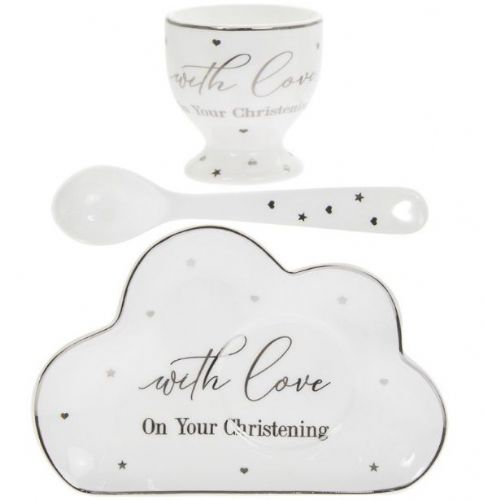 MAD DOTS CHRISTENING GIFT SET